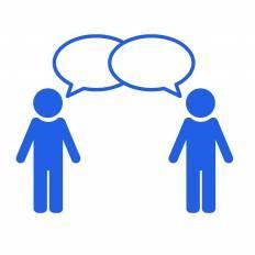 「フリー画像 コミュニケーション」の画像検索結果