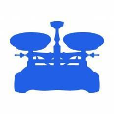 上皿天秤シルエット イラストの無料ダウンロードサイトシルエットac